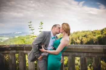 Hrubá Skála svatební foto