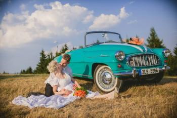 Proseč pod Ještědem svatba
