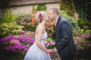 Červený Újezd svatba